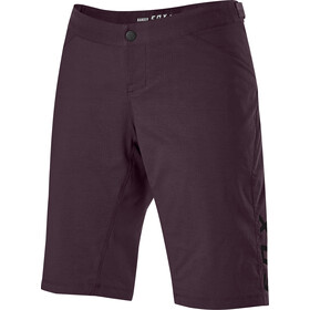 Fox Flexair Pantaloncini Donna, dark purple